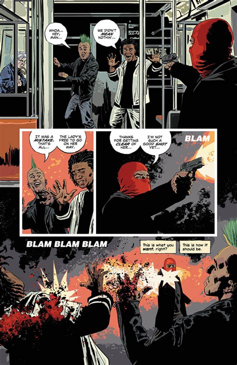 kill or be killed volume 3 books image comics previews for november 16 previews the