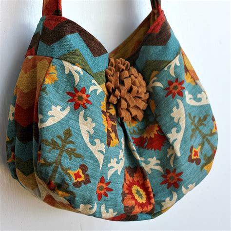 Handmade Bag Patterns Free - tote bag pattern hobo bag sewing pattern free