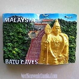 Jual Souvenirs Tempelan Kulkas Pagoda Malaysia jual souvenir magnet kulkas batu caves malaysia