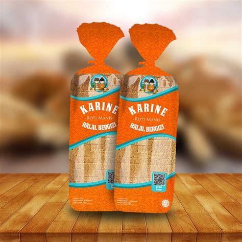 Kemasan Roti galeri desain kemasan untuk roti karine roti tawar roti