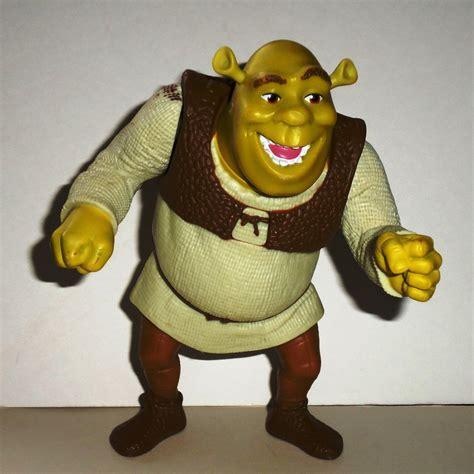 Happy Meal Shrek mcdonald s 2007 shrek the third shrek figure happy meal