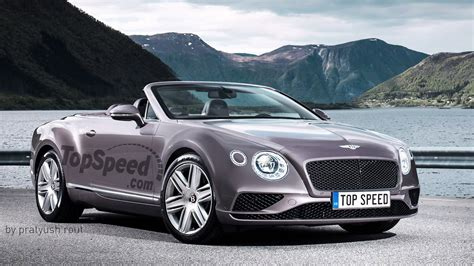 bentley convertible 2018 2018 bentley continental gtc picture 683047 car review