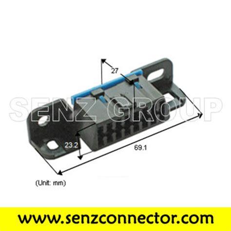 Sumitomo Connectors 3d Models