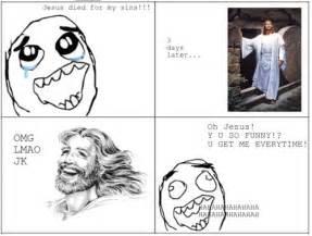 Lol Meme Pics - funny haha jesus lol meme image 225535 on favim com