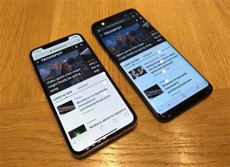 impressions a weekend with the apple iphone x techspot