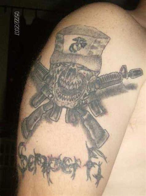 marines tattoo my marine corps cabiness inofashionstyle