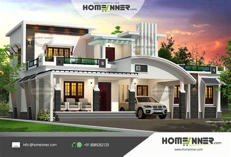 Luxury Home Design India Home Design Free House Plans Floor Plan 3d Design