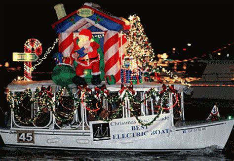 electric boat parade to demand virtual christmas cards to send to mnetters