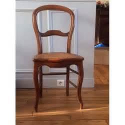 4 chaises merisier stye louis philippe achat et vente
