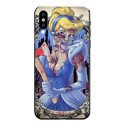 Iphone Princess skin autocollant cinderella iphone x apple stickers