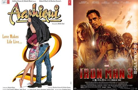 Iron 2 Box Office by Box Office Iron 3 Overtakes Aashiqui 2 In The Opening