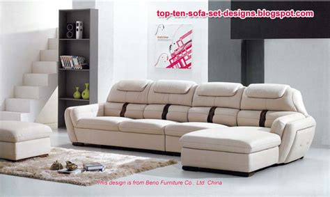 Sofa Set Pictures by Top 10 Sofa Set Designs Top Ten Sofa Set Designs From China
