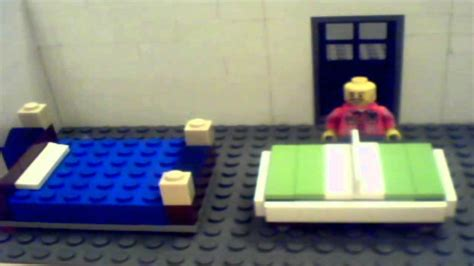 lego tutorial tv lego tutorial how to make a lego ping pong table youtube
