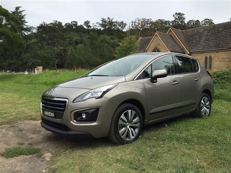 peugeot 3008 price 2015 peugeot 3008 review caradvice