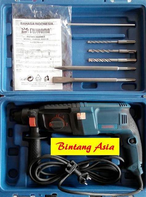 jual mesin bor rotary hammer drill fujiyama rh9226