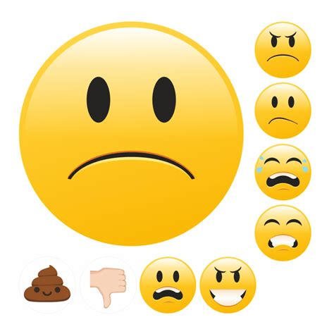 Emoticon Sticker emoji improvement stickers