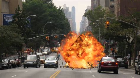 Car Explosion Wallpaper by Green Screen Car Explosion With Sound