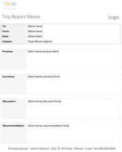 field trip report template 12 best images about memo templates dotxes on
