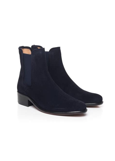 fairfax and favor chelsea boots leather sole a hume
