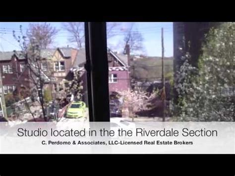 riverdale section of the bronx studio located in the riverdale section of the bronx youtube