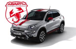Fiat 500x Abarth Abarth Fiat 500x To Be Quot Everything But A Family Version