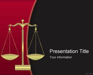 law free powerpoint templates