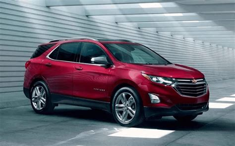 2019 Chevrolet Equinox Release Date by 2019 Chevy Equinox Redesign Engine Specs And Release Date