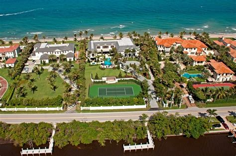 Story And A Half Floor Plans 45 Million Newly Built Ocean To Intracoastal Estate In