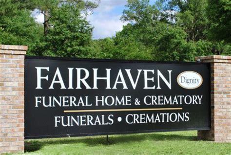 fairhaven funeral home crematory garden city ga