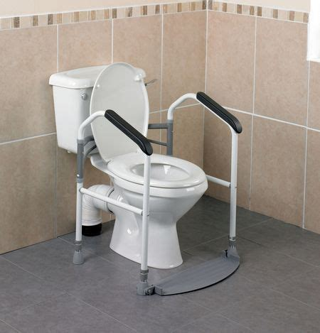 bathroom aids for seniors buckingham foldeasy toilet surround folding