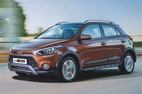hyundai i20 active india s hyundai i20 active is an suv wannabe hatch 40