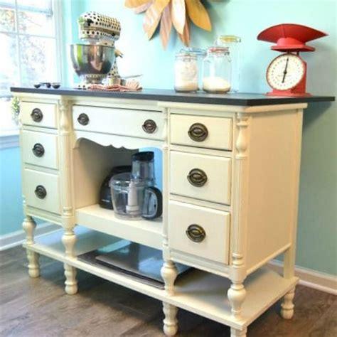 cheap kitchen island ideas with re purposing furniture 1000 ideas about repurposed desk on pinterest shelves