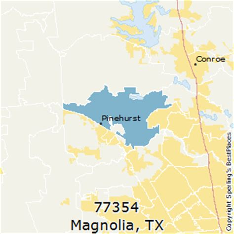 magnolia texas map best places to live in magnolia zip 77354 texas