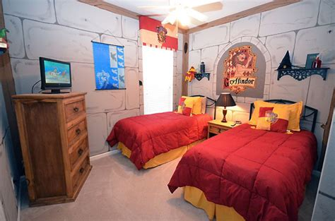 d馗oration chambre gar輟n ado d 233 co chambre harry potter