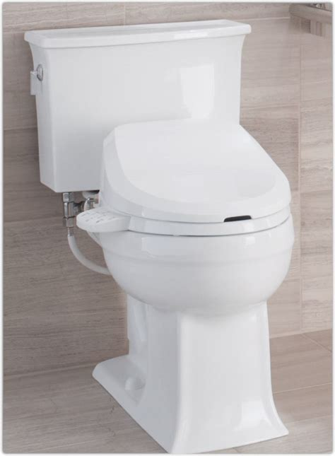 kohler      elongated bidet toilet seat