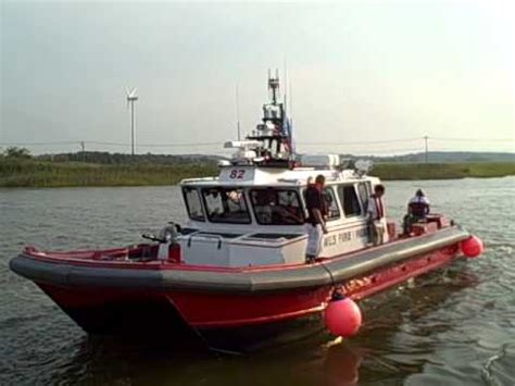 lewes fire boat lewes delaware moose fire boat youtube