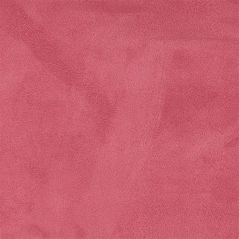 Pink Upholstery Fabric by Pink Microsuede Suede Upholstery Fabric By The Yard