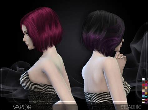stealthic vapor female hair the sims resource the sims resource stealthic vapor sims 4 downloads