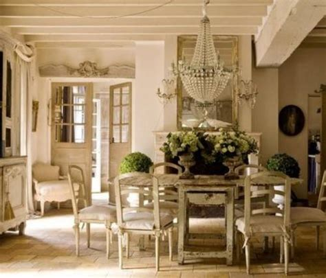 decorate  french country style