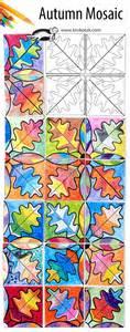 Easy To Make Fall Decorations Krokotak Autumn Mosaic