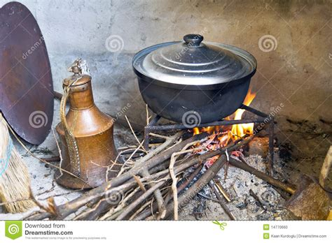 cooking with cooking on wood stock photo image of 14770660