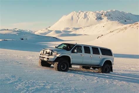 Trucker Artic Monkeys 1 arctic trucks fjallajeppar in iceland