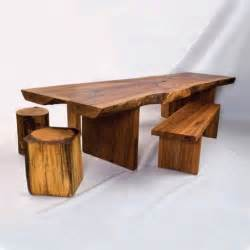Wooden Living Room Tables Rustic Wood Furniture For Living Room