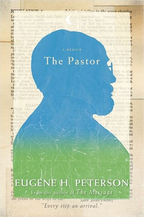parish the thought a memoir in ministry books peterson the pastor book summaries lifeandleadership