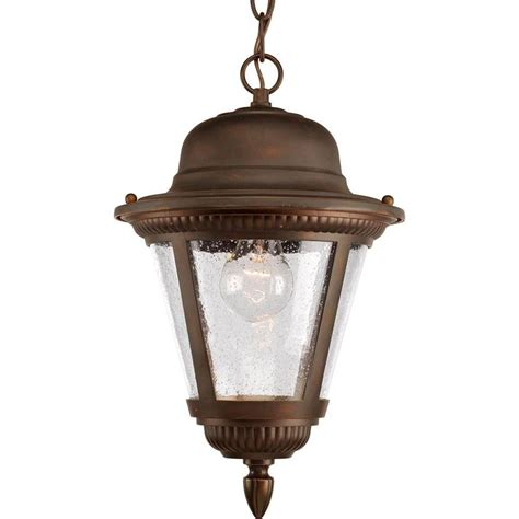 outdoor vintage lighting progress lighting westport collection antique bronze outdoor hanging lantern p5530 20 the home