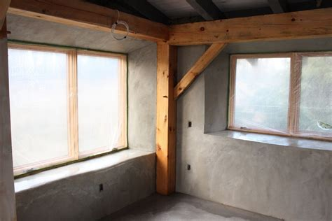 Kalk Sand Putz by Binders Part 2 Gypsum And Lime The Sustainable Home