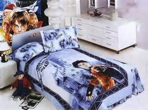 Single Duck Down Duvet Harry Potter Bedding For Boys Kids Bedding Sets