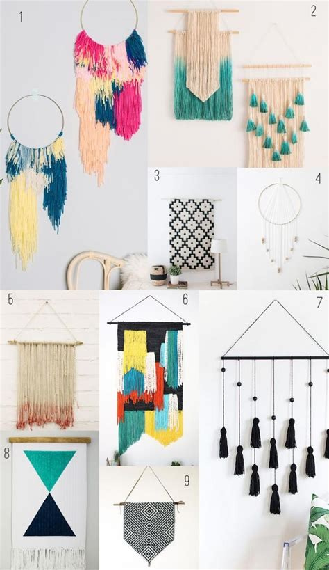 best 25 diy wall decor ideas on pinterest picture frame photo gallery of diy wall art viewing 9 of 20 photos