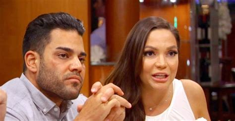 mike and jessica shahs of sunset engaged is mike shouhed headed for a split after new wife jessica