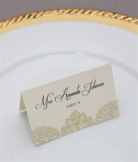 place cards for wedding template 15 must see place card template pins place card table